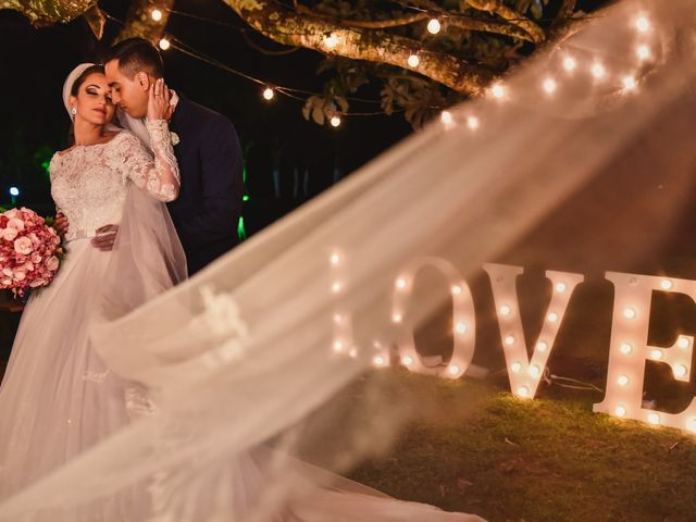 O casamento de Jessica e Victor