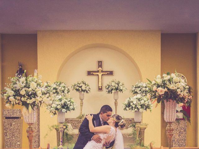 O casamento de Fabyana e Willams