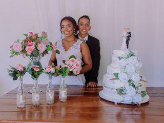 O casamento de Emília e Felipe 1