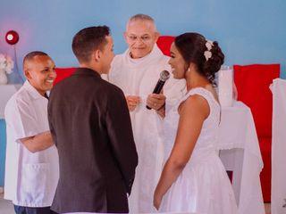 O casamento de Emília e Felipe
