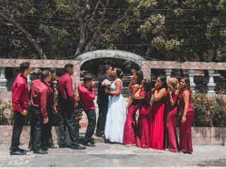O casamento de Emília e Felipe 3