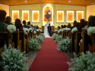 O casamento de Nátali  e Cleidson 2