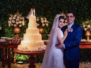 O casamento de Nátali  e Cleidson