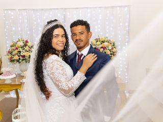 O casamento de Kariane Hipólito e Tarcizio Bandeira