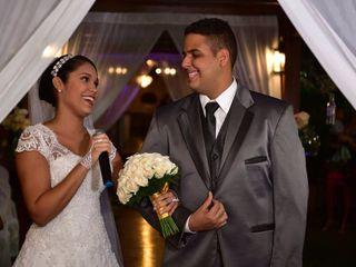 O casamento de João Lucas e Kassiane