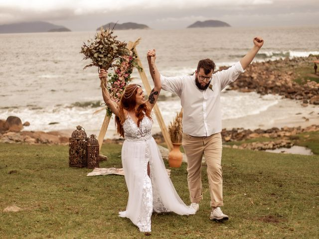 O casamento de Nicholas e Gleice em Palhoça, Santa Catarina 3