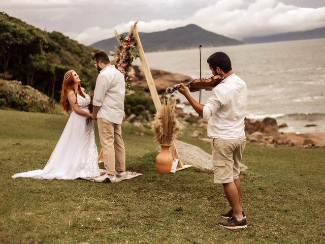 O casamento de Nicholas e Gleice em Palhoça, Santa Catarina 32