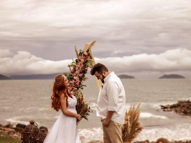 O casamento de Nicholas e Gleice em Palhoça, Santa Catarina 35