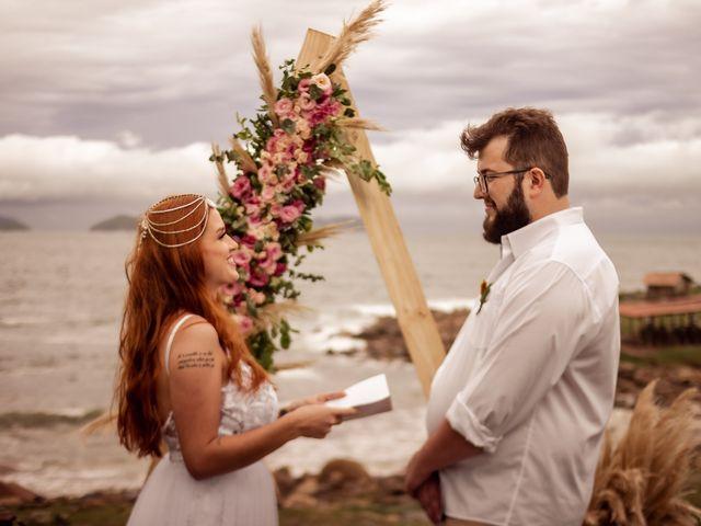O casamento de Nicholas e Gleice em Palhoça, Santa Catarina 41