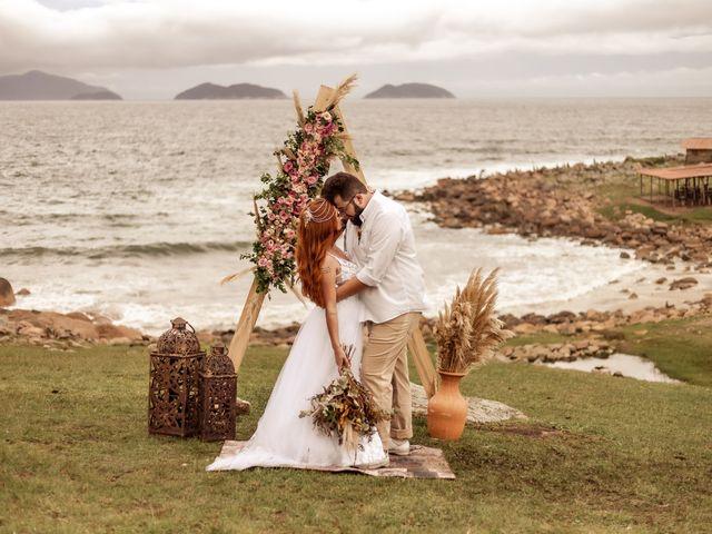 O casamento de Nicholas e Gleice em Palhoça, Santa Catarina 56