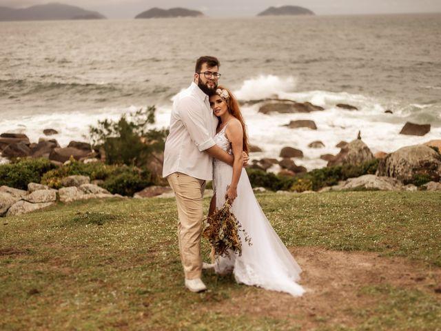 O casamento de Nicholas e Gleice em Palhoça, Santa Catarina 69