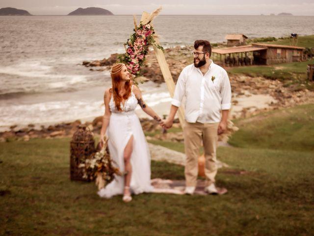 O casamento de Nicholas e Gleice em Palhoça, Santa Catarina 2