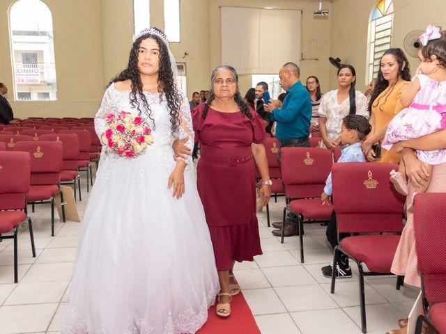 O casamento de Tarcizio Bandeira e Kariane Hipólito em Murici, Alagoas 6