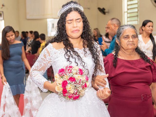 O casamento de Tarcizio Bandeira e Kariane Hipólito em Murici, Alagoas 7