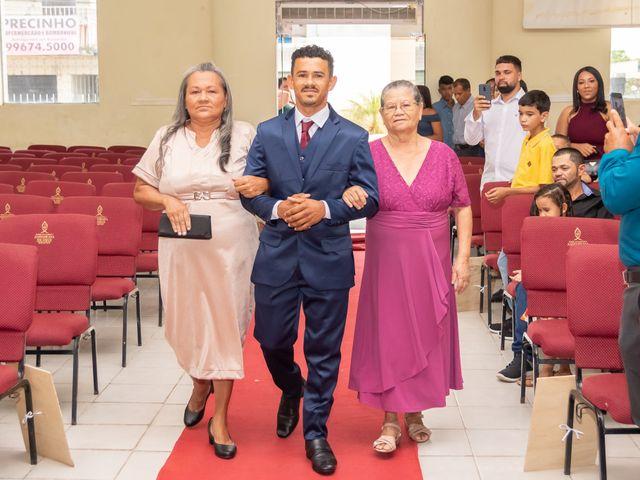 O casamento de Tarcizio Bandeira e Kariane Hipólito em Murici, Alagoas 8