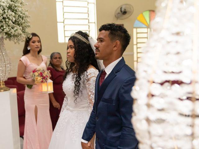 O casamento de Tarcizio Bandeira e Kariane Hipólito em Murici, Alagoas 1