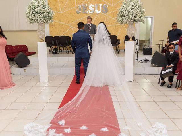 O casamento de Tarcizio Bandeira e Kariane Hipólito em Murici, Alagoas 17