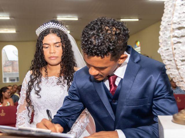 O casamento de Tarcizio Bandeira e Kariane Hipólito em Murici, Alagoas 19