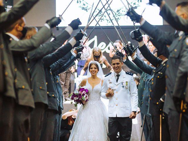 O casamento de Nayla e Ricardo