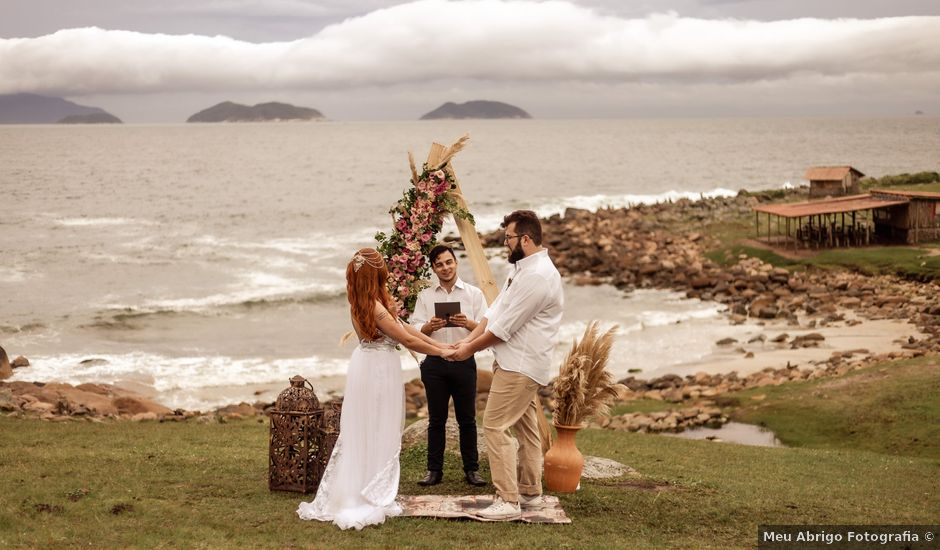 O casamento de Nicholas e Gleice em Palhoça, Santa Catarina