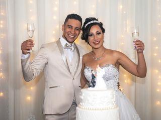 O casamento de Kelly e Junior