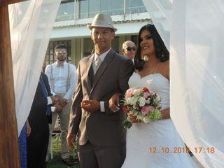 O casamento de Ariana  e Wesley  1