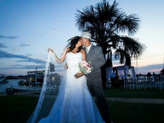 O casamento de Ariana  e Wesley