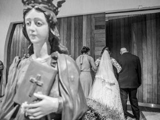 O casamento de Barbara  e Caio  1