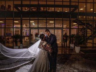 O casamento de Barbara  e Caio