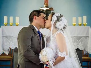 O casamento de Maísa e Edilton