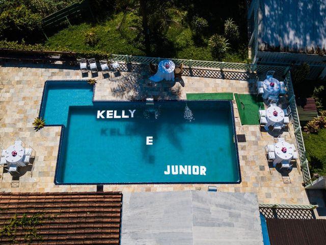 O casamento de Junior e Kelly em Diadema, São Paulo 4