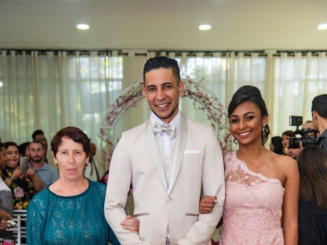 O casamento de Junior e Kelly em Diadema, São Paulo 9