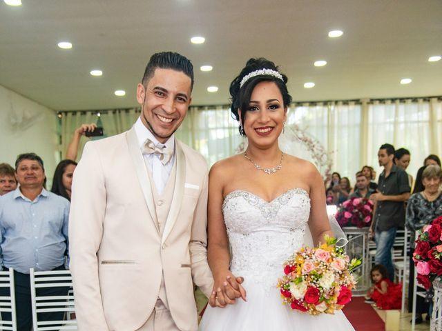 O casamento de Junior e Kelly em Diadema, São Paulo 16