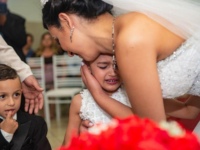 O casamento de Junior e Kelly em Diadema, São Paulo 18
