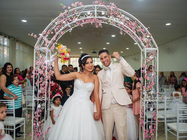 O casamento de Junior e Kelly em Diadema, São Paulo 20