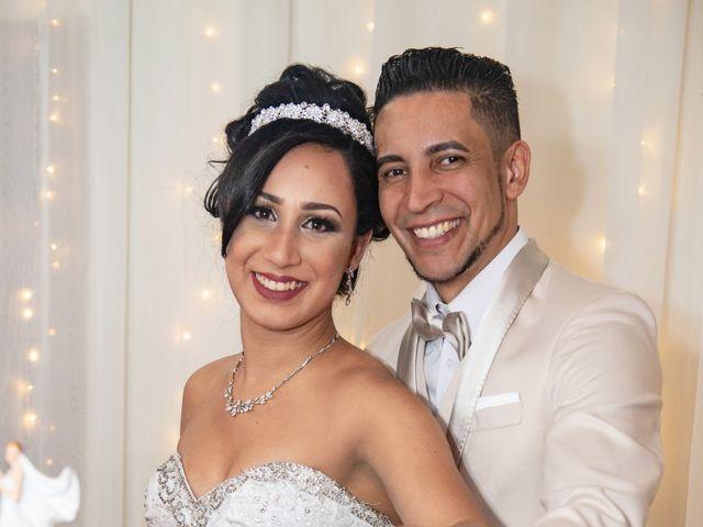 O casamento de Junior e Kelly em Diadema, São Paulo 24