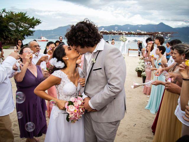 O casamento de Luís Otávio e Gabriela em São Sebastião, São Paulo 1