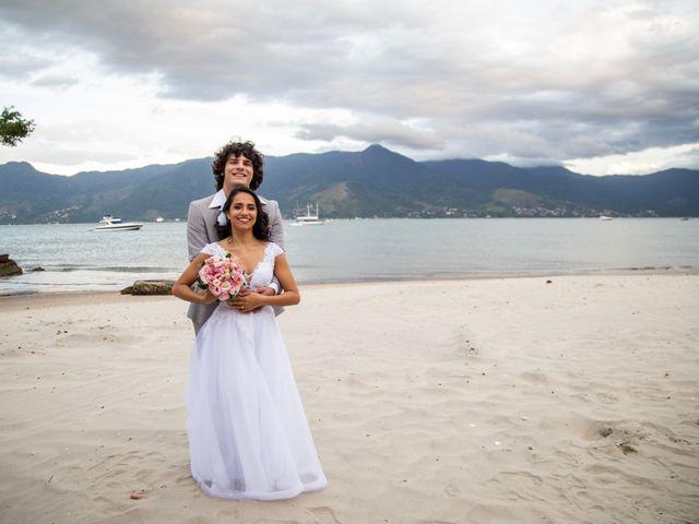 O casamento de Gabriela e Luís Otávio