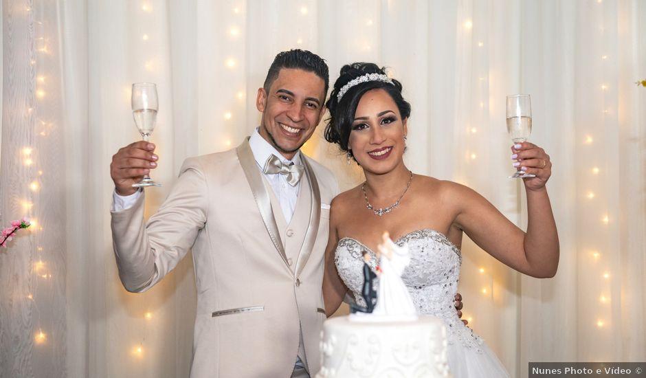 O casamento de Junior e Kelly em Diadema, São Paulo