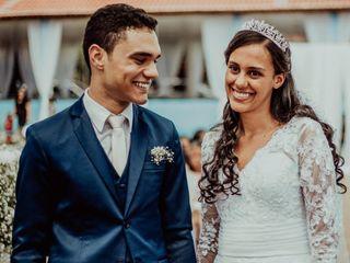 O casamento de Edênia e Welberth 2