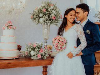 O casamento de Edênia e Welberth 3
