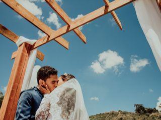 O casamento de Edênia e Welberth