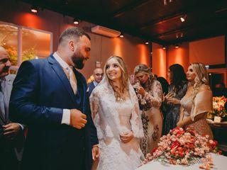O casamento de Fuad e Shuruk