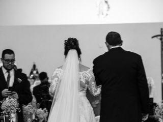 O casamento de Sheron e William 1