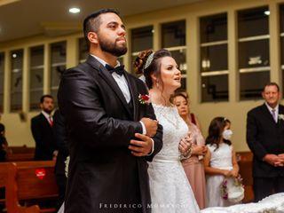 O casamento de Sheron e William 2