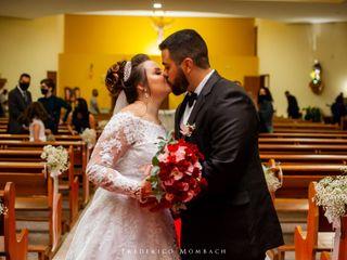 O casamento de Sheron e William