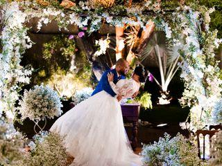 O casamento de Roberta e Jonedson