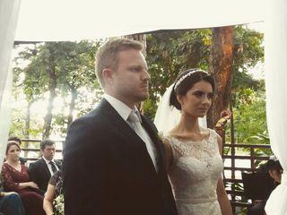 O casamento de Paula e João Victor