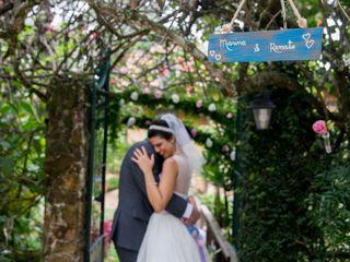 O casamento de Marina e Renato