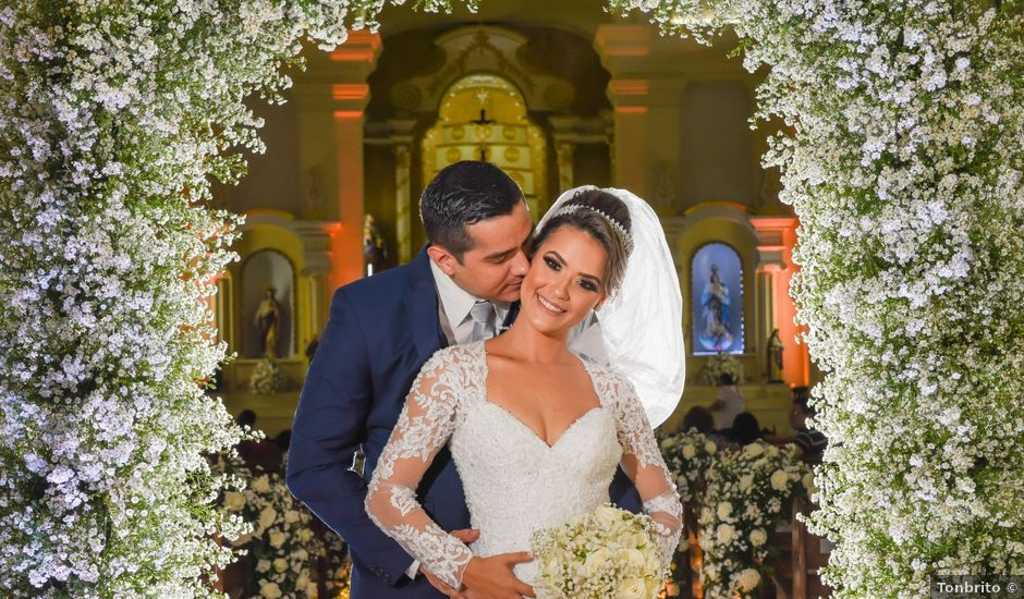O casamento de João e Daniele em Bom Jardim, Pernambuco